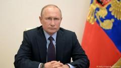 «Расслабляться нельзя»: Путин обратился к россиянам в связи с коронавирусом