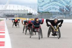 Международный полумарафон на спортивных колясках Рецепт-Спорт пройдет на трассе «Сочи-Автодром» 23 октября
