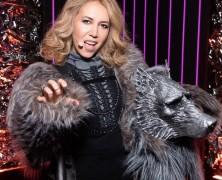 Попугай и Волк из шоу «Маска» поддержат участников шоу «Ты супер!»