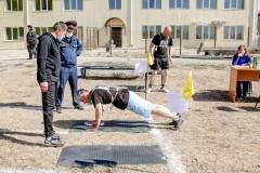 Осужденные ставропольской ИК-3 сдали нормы ГТО