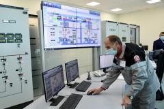 На Кубани модернизировали Белореченскую ГЭС