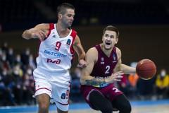 «Локо» разгромил «Леткабелис» в матче Еврокубка