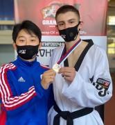 Донские спортсмены завоевали четыре медали первенства России по тхэквондо