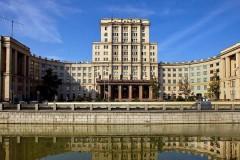 Здания МГТУ имени Баумана решили закрыть из-за коронавируса