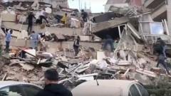 Четверо погибли и более 100 пострадали при землетрясении в Турции