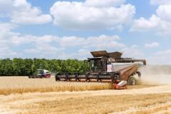 Орловские аграрии бьют зерновые рекорды вместе с техникой Ростсельмаш