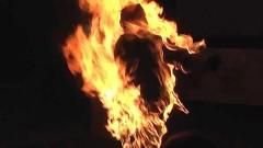 Пьяная 16-летняя школьница подожгла мужчину в Приангарье