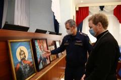 На Ставрополье осужденные приняли участие в конкурсе православной живописи «Явление»