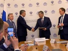 Михаил Астапов стал лауреатом общенациональной премии «Ректор года - 2020»