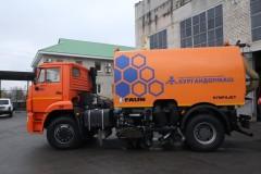 Один из лучших автомобилей для уборки города в мире появится на улицах Невинномысска