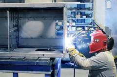 В Невинномысске завершается строительство предприятия по металлообработке