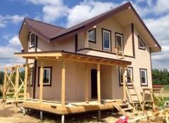 В России запустят пилотную программу льготной ипотеки на постройку частного дома