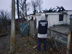 В Андроповском районе Ставрополья при пожаре в частном доме погиб 17-летний парень
