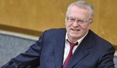Жириновский предлагает давать тюремные сроки за