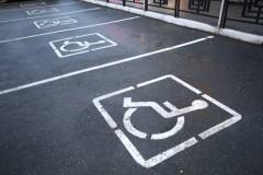 Россияне с инвалидностью могут в упрощенном порядке оформить льготную парковку