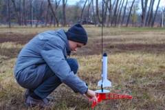 Первую ракету запустили воспитанники «Кванториума» Невинномысска