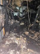 На Ставрополье мужчина сгорел вместе с бытовкой, проводится проверка