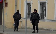 При взрыве у здания ФСБ в Карачаево-Черкесии пострадали шесть человек
