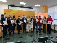 В Краснодаре наградили волонтеров и организаторов акции #МыВместе