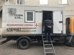 В тюрьмах Ставрополья работает мобильный флюорограф
