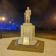 В Невинномысске отреставрировали памятник партизанам