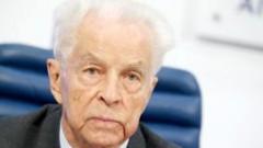Первый секретарь ЦК ВЛКСМ Евгений Тяжельников получил перелом перед смертью