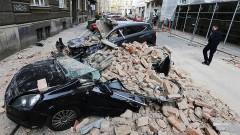 «Отголоски» землетрясения в Хорватии ощутили в Австрии