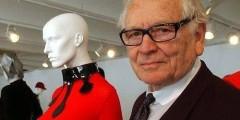 Во Франции ушел из жизни модельер Пьер Карден