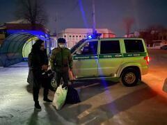 В Чертково задержан иностранец с прегабалином, незаконно попавший в Россию