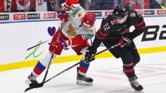 Россия сразится с Финляндией в матче за третье место молодежного ЧМ по хоккею