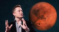 Илон Маск пообещал продать все имущество ради колонизации Марса