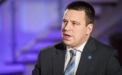 Премьер Эстонии призвал осудить инициативу оппозиции войти в состав России