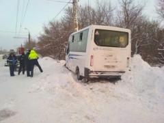 При ДТП с автобусами в Башкирии погибли женщина и ребенок