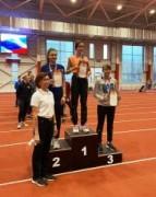 Легкоатлеты Невинномысска стали призерами краевого Зимнего чемпионата