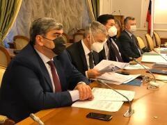 Казбек Коков принял участие в заседании президиума Правительственной комиссии по региональному развитию
