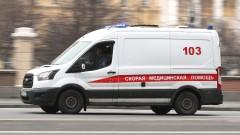 При столкновении четырех машин в Петербурге пострадали пешеходы