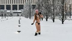 В Краснодаре вновь арестовали порноактрису за фотосессию в стиле
