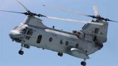 Военный вертолет рухнул в штате Нью-Йорк, трое погибли