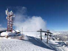 Tele2 развивает сеть 4G на горных курортах Краснодарского края