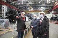 Ростсельмаш нарастит поставки аграрной техники в Татарстан