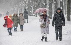 Шквалистый ветер и гололед обрушатся на Москву