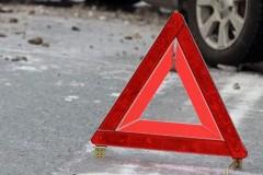 Под Симферополем столкнулись две машины, есть пострадавшие