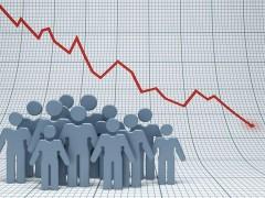 Росстат: за 2020 год население России сократилось на полмиллиона