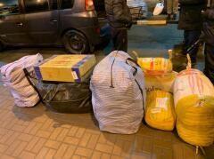 В Гуково контрабандист с товаром на 1 млн рублей пытался дать взятку