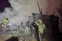 При пожаре в доме престарелых в Испании пострадали 11 человек