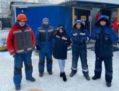 Студенты Невинномысского энергетического техникума проходят практику в иностранных компаниях