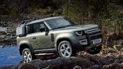 Пользователи Авто.ру назвали Land Rover Defender лучшей новинкой 2020 года