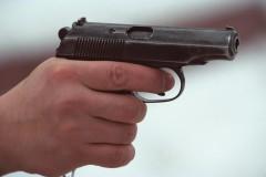 В районе Мосгорсуда задержан мужчина с травматическим пистолетом