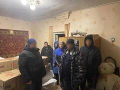 В Чертково пограничники пресекли контрабанду сигарет на 3,6 млн рублей