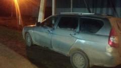 В Ипатово 10-летний мальчик устроил ДТП, угнав машину папы